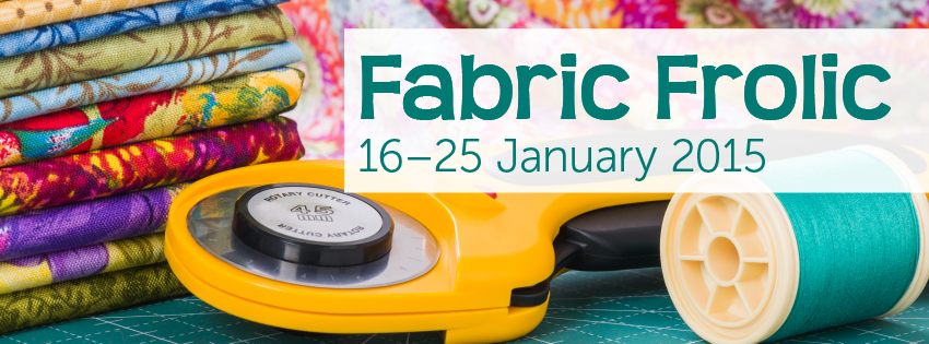 Fabric Frolic 2015
