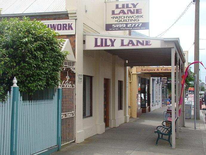 Lily Lane b