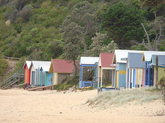 Aussie Beach Huts