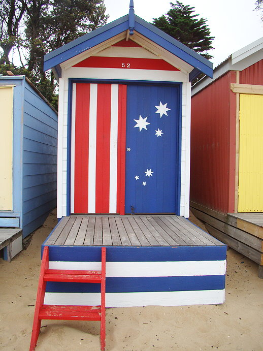 Aussie beach Hut