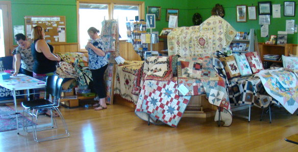Heyfield Stitchery Day f