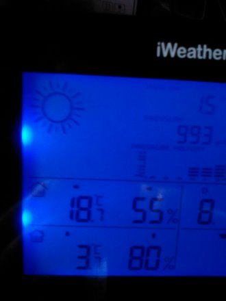 Weather Station 13-7-16